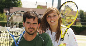 Sign up to Windsor Tennis Club, best of the Belfast tennis clubs
