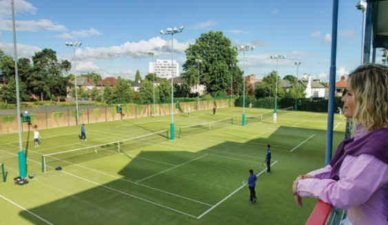 Windsor Tennis Club Courts