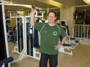 Marc Howland Windsor Tennis Club Gym and Fitness Instructor