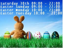 Easter opening times at Windsor