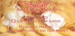 Club night Special