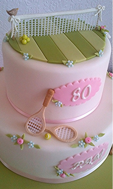 get pinning tennis cake windsor pinterest