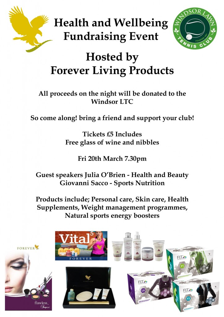 Health and Beauty evening