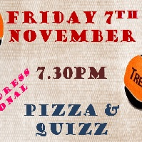 Halloween Quiz night 2014