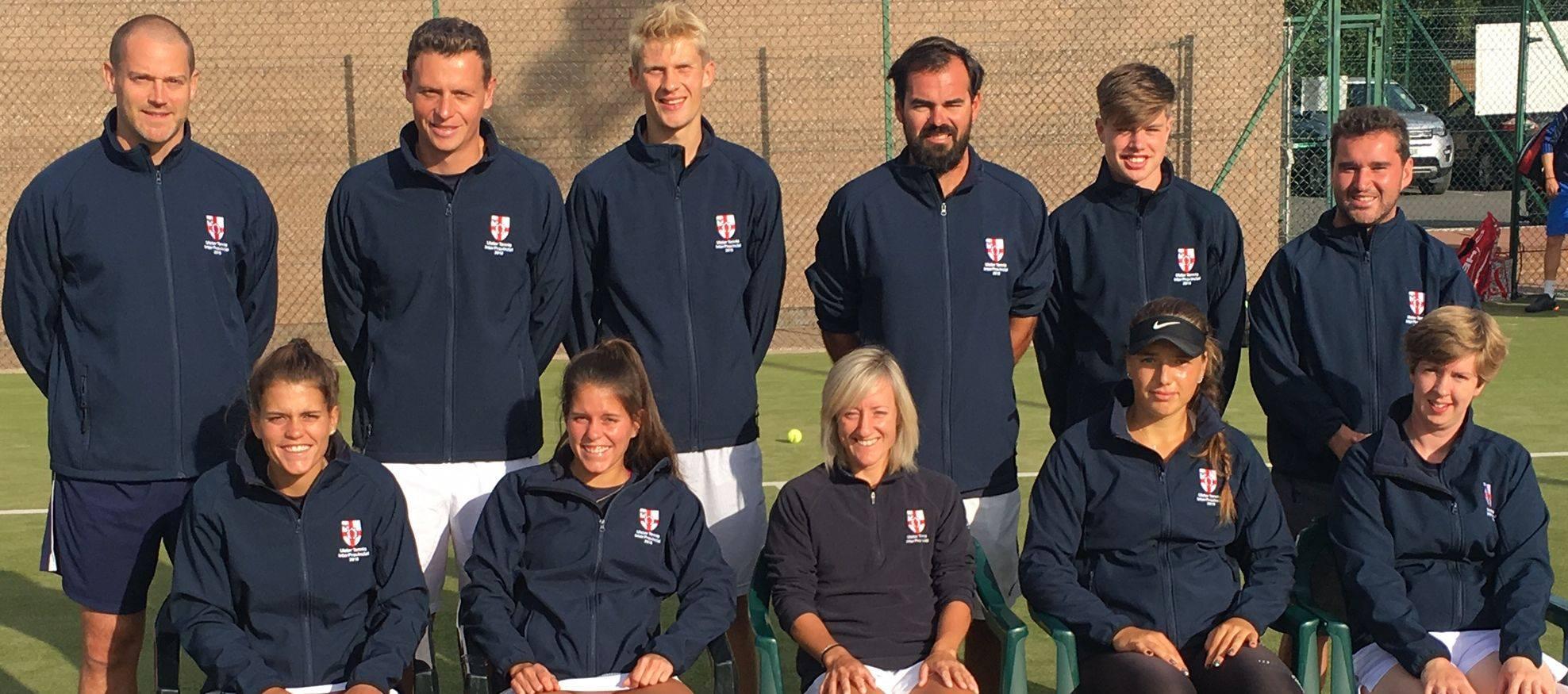Senior Interprovincials at Windsor Great Success