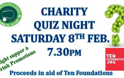 Windsor Charity Quiz Night