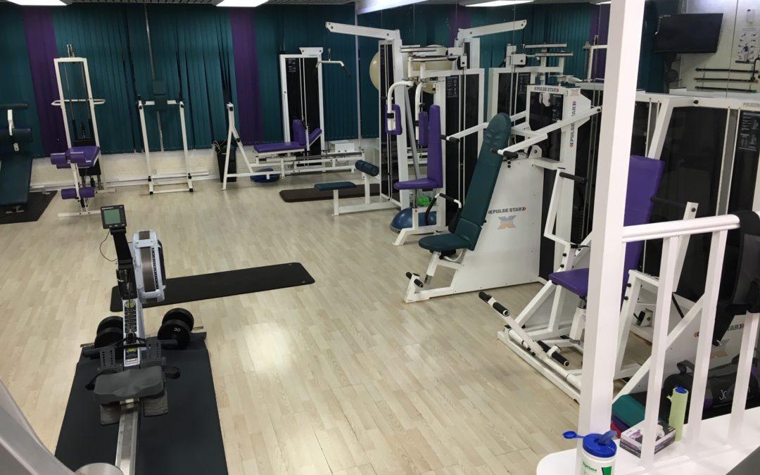 Windsor Gym Reopen